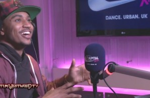 Trey Songz Speaks To Tim Westwood About Tanaya Henry, New Deal With SX Liquors, Touring With Chris Brown And More! (Video)