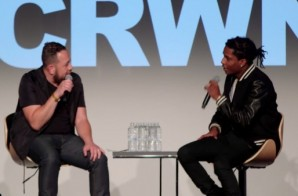 A$AP Rocky's CRWN Interview With Elliott Wilson (Video)