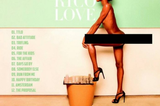 "Rico Love Unveils His ""Turn The Lights On"" Album Tracklist"