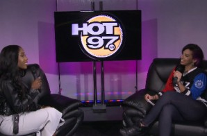 Sevyn Talks Her Name, Her Relationship With B.o.B. & His Eggplant Pics, & More (Video)