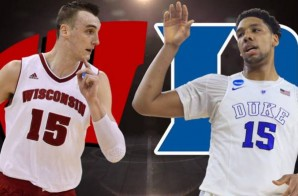 Duke's Jahlil Okafor & Wisconsin's Sam Dekker Declare For The 2015 NBA Draft