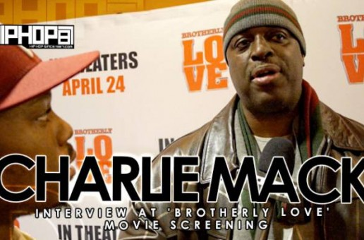 Charlie Mack Talks His Artists, Dame Dash, New Films 'ATL 2,' 'Catch 22,' & More (Video)