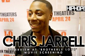 Chris Jarrell At 'Brotherly Love' Movie Screening in Philadelphia (3/31/15) (Video)