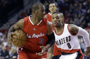 He Still Got It: Chris Paul Scores A Season-High 41-Points & 17 Assists Against The Portland Trailblazers (Video)