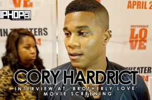 Cory Hardrict Talks Starring In 'Brotherly Love', Being In 'American Sniper' & Upcoming Films (Video)