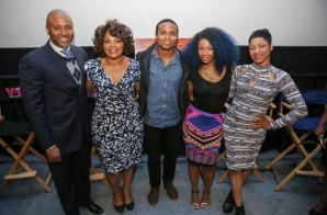 Mo'Nique, D Woods, Torrey Laamar & Nikki Jane Attend The 'BLACKBIRD' Private Screening In Atlanta (Photos)