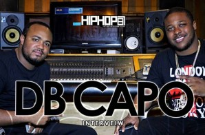 DB Capo Talks New Music, New Video & More With HHS1987 (Video)