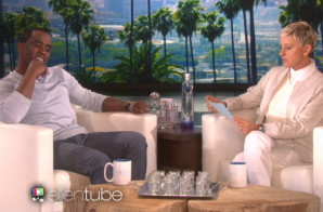 "P. Diddy Announces Upcoming World Tour On ""Ellen"" (Video)"