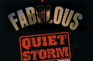 Fabolous – Quiet Storm (Freestyle)