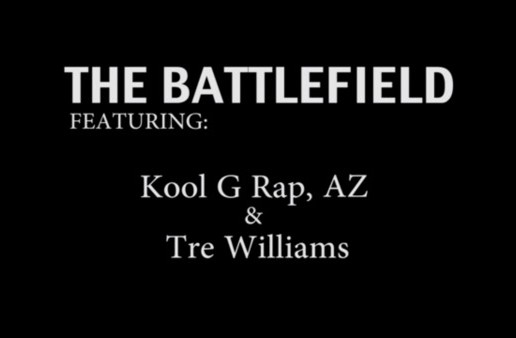 Ghostface Killah – The Battlefield Ft. Kool G Rap, AZ & Tre Williams (Video)