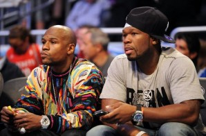 Pachangas: 50 Cent & Floyd Mayweather Reunite & Let Fans Know The Original Money Team Is Back