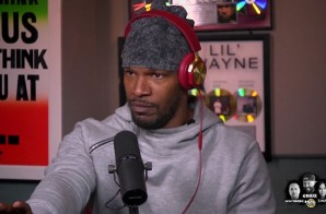 Jamie Foxx Discusses New Mike Tyson Movie