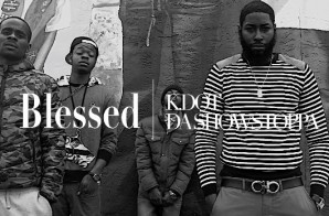 K Dot Da Showstoppa – Blessed Freestyle (Video)