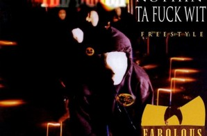 Fabolous – Ain't Nuthin' Ta F*ck Wit (Freestyle)