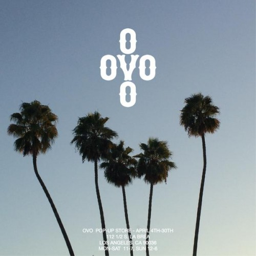 ovopopup-500x500 OVO Will Be Opening Up A Pop-Up Shop In LA On April 4th!