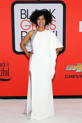 "slide_413832_5243134_compressed Jada Pinkett Smith, Tracee Ellis Ross, Janelle Monae & More Grace The ""Black Girls Rock"" Red Carpet (Photos)"