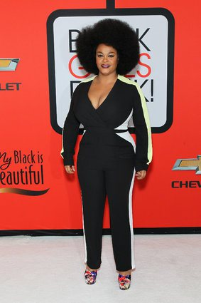 "slide_413832_5243136_compressed Jada Pinkett Smith, Tracee Ellis Ross, Janelle Monae & More Grace The ""Black Girls Rock"" Red Carpet (Photos)"