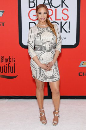 "slide_413832_5243176_compressed Jada Pinkett Smith, Tracee Ellis Ross, Janelle Monae & More Grace The ""Black Girls Rock"" Red Carpet (Photos)"