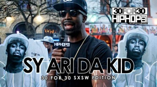 sy-ari-da-kid-30-for-30-freestyle-2015-sxsw-edition-video-500x279 Sy Ari Da Kid - 30 For 30 Freestyle (2015 SXSW Edition) (Video)