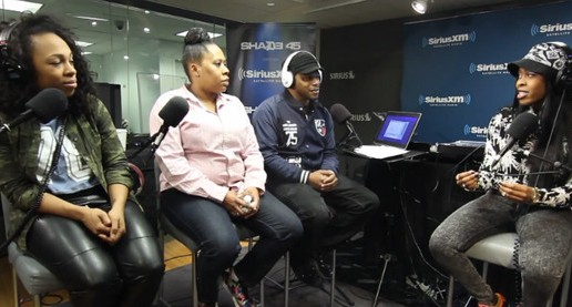"Tink Talks About How She First Linked Up With Timbaland, Breaks Down ""Ratchet Commandments,"" & More With Sway In The Morning (Video)"