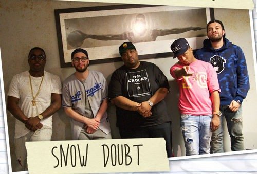 Troy Ave x Young Lito – Snow Doubt