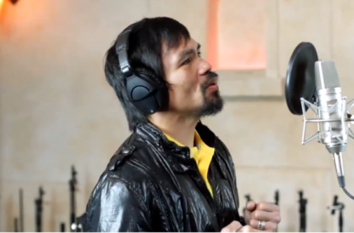 Manny Pacquiao – Lalaban Ako Para Sa Filipino (I fight for the Filipino) (Video)