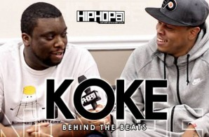 HHS1987 Presents: Behind The Beats With Koke (Video)
