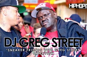 DJ Greg Street Talks Sneaker Friends 2015 & More With HHS1987 (Video)
