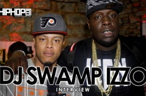 DJ Swamp Izzo Talks Working With Streetz 94.5, Young Thug's 'Barter 6', Blue Flame Lounge & More At Streetz Fest 2015 With HHS1987 (Video)