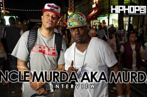 Uncle Murda Unveils His New Name, Talks 'Raise The Murda Rate', SXSW & More With HHS1987 (Video)