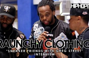 J Dot Ross & SoSe Detail Raunchy Clothing With HHS1987 At Sneaker Friends 2015 (Video)
