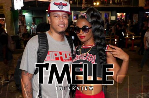 "T'Melle Talks Her Upcoming Project, ""Drop It Down"", Learning From Left Eye & More With HHS1987 (Video)"