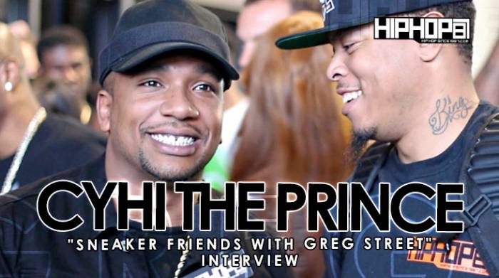 unnamed-91 Cyhi The Prince Talks Working On His New Album & More With HHS1987 At Sneaker Friends ATL (Video)