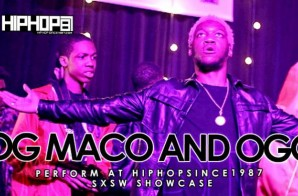OG Maco & OGG Performs At The 2015 SXSW HHS1987 Showcase (Video)