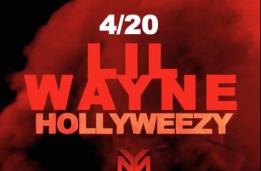 "Lil Wayne Premieres Video To ""Hollyweezy"" via Weedmaps.com at 4:20PM EST!"