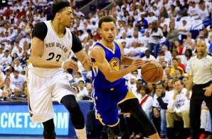 Get The Brooms Out: Steph Curry's 39 Points Helps His Warriors Sweep The New Orleans Pelicans (Video)