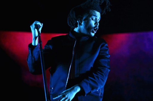 The Weeknd Performs At Coachella (Video)