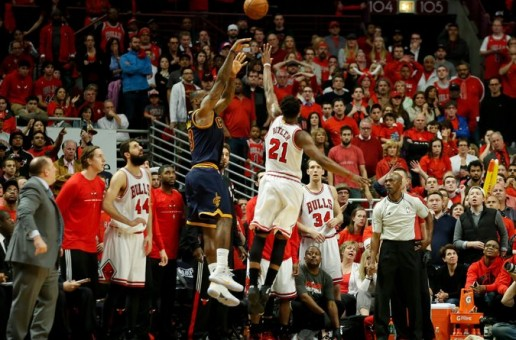 Lebron James Wins Game 4 Against The Bulls At The Buzzer (Video)