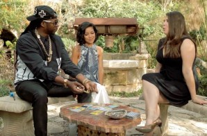 2 Chainz & Jhené Aiko Visit A Psychic On The Latest Episode of Most Expensivest Shit (Video)