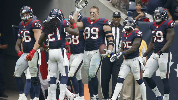 456275226-1 Hard Knock Life For Us: The Houston Texans Will Be Featured On The 2015 Edition Of The HBO Series