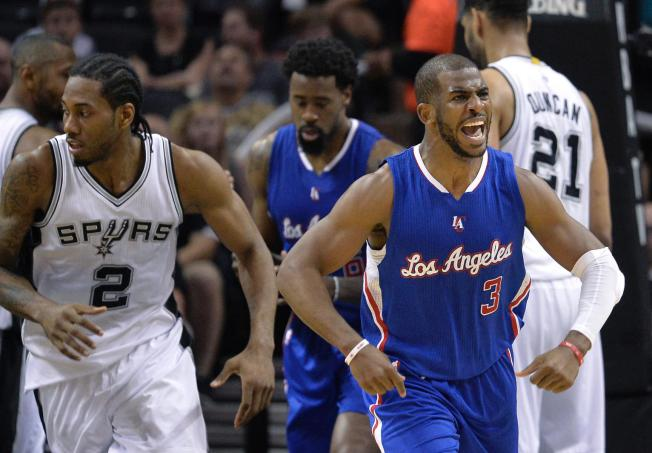 85 Chris Paul & The L.A. Clippers Force Game 7 After A Game 6 Victory Against The San Antonio Spurs (Video)