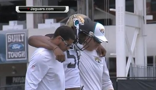Can't Win For Losing: Jaguars 3rd Overall Pick Dante Fowler Out For The Season With A Torn ACL (Video)