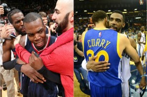 Road Warriors: Atlanta & Golden State Both Advance To Their Respective Conference Finals (Video)