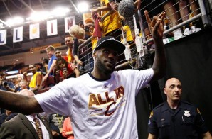 Lebron James & The Cavs Sweep The Atlanta Hawks In The Eastern Conference Finals; Advance To The NBA Finals (Video)