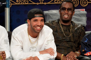 Diddy & Drake Make Amends