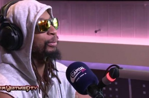 Lil Jon Talks Crunk, TVT, His Pimp Cup & More With Tim Westwood