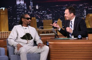 Snoop Dogg Performs New Song On Jimmy Fallon (Video)