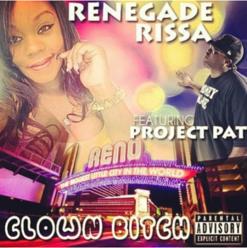 Screen-Shot-2015-05-01-at-3.03.51-PM-1-498x500 Renegade Rissa - Clown Bitch Ft. Project Pat