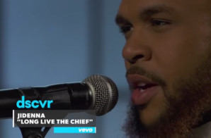 Jidenna – Long Live The Chief (Live Performance)