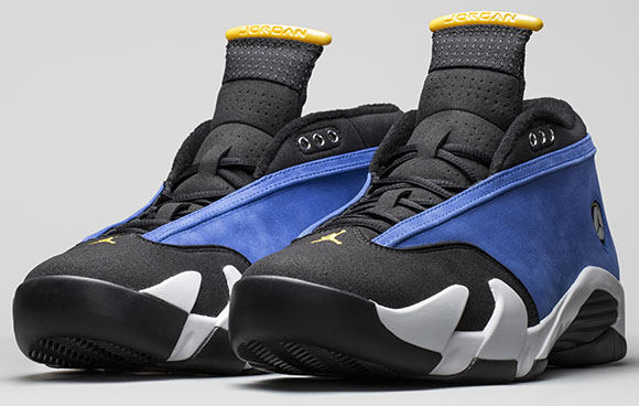 "air-jordan-14-low-laney-2015-retro-release-date-1 Air Jordan 14 Low Retro ""Laney"" (Photos & Release Info)"